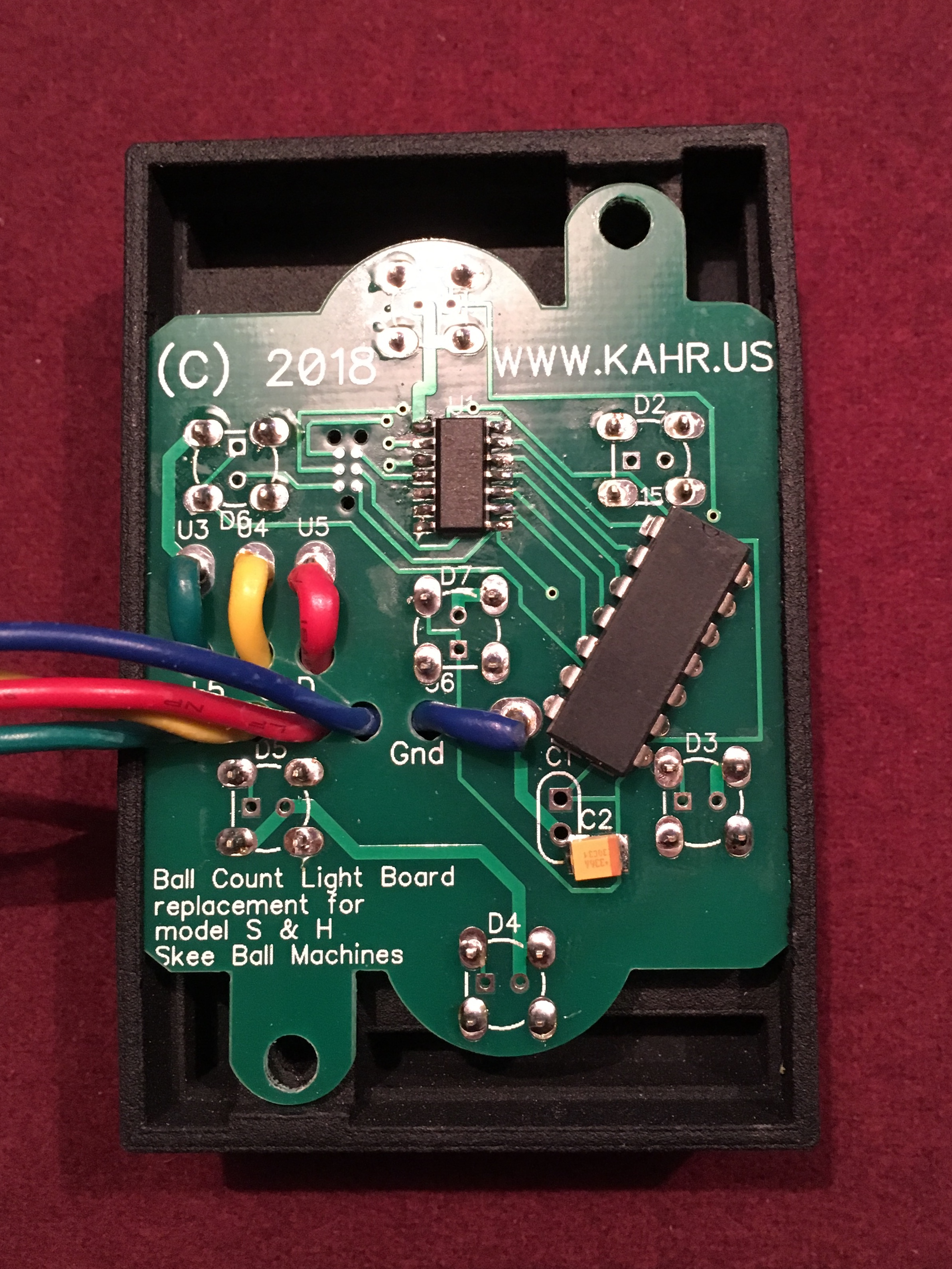 Austin Mini Printed Circuit Board 2 Gauges Image Gallery